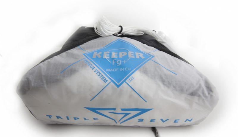 Triple Seven Keeper FG+ Yedek Paraşüt