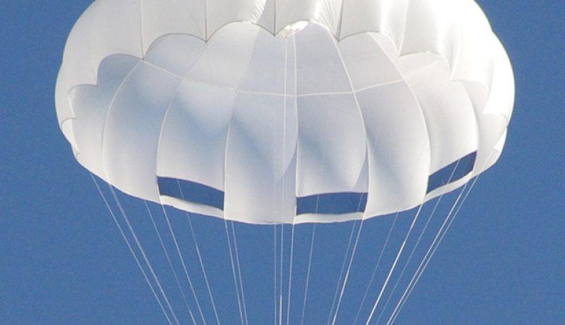 Triple Seven Keeper FG+ Kubbe Yedek Paraşüt