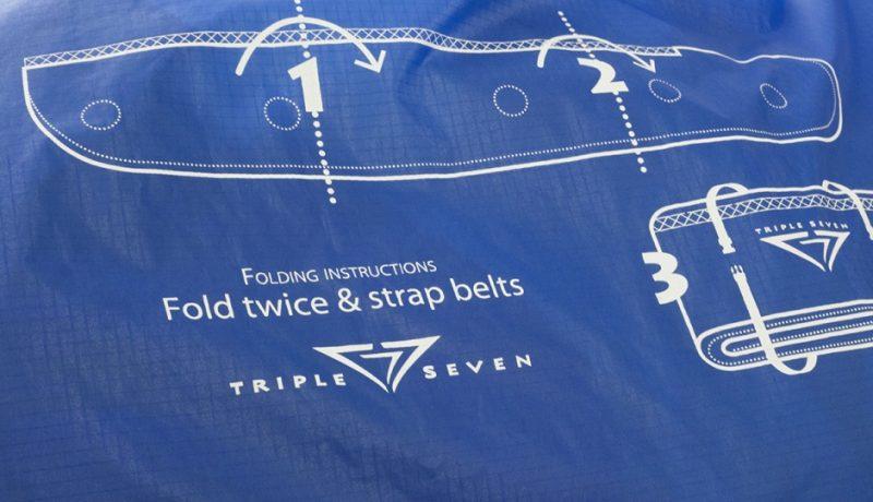 Triple Seven Sosis Çanta