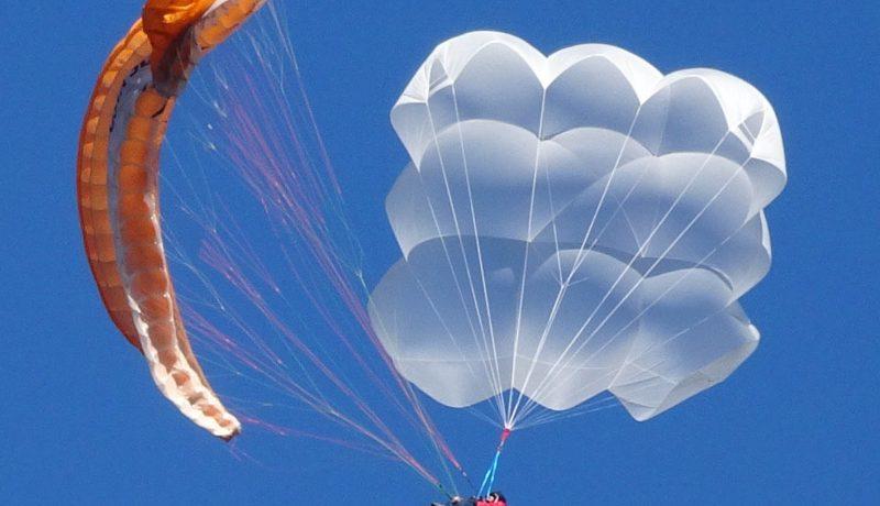 Triple Seven Keeper FGQ Kare Yedek Paraşüt